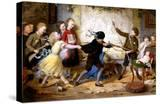 Holiday Riots Or the Muckley Children at Play  c1869