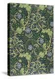 Seaweed Wallpaper Design  printed by John Henry Dearle