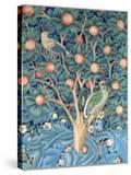 The Woodpecker Tapestry  Detail of the Woodpeckers  1885 (Tapestry)