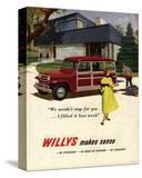 Willys Makes Sense in Economy…