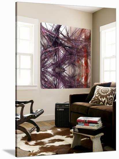 Purple Light III-Jean-François Dupuis-Loft Art