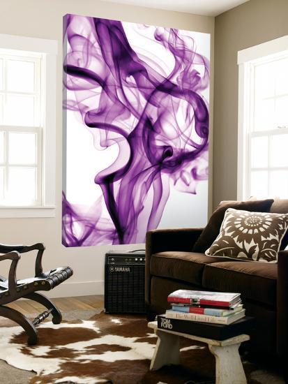 Purple Smoke-GI ArtLab-Loft Art