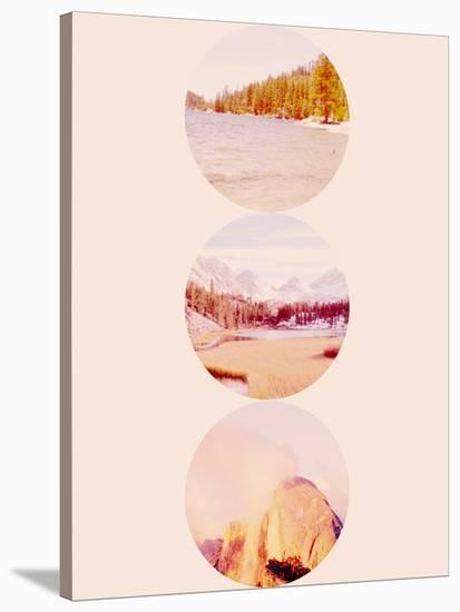 Range of Light II-Hope Bainbridge-Stretched Canvas Print