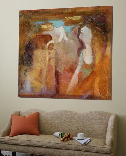 Reposes-toi Mon Amie-Huguette Lagacé-Loft Art