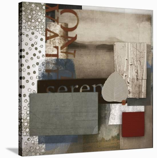 Reverie II-Noah Li-Leger-Stretched Canvas Print
