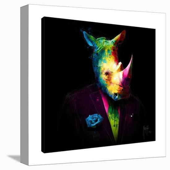 Rhinoceros-Patrice Murciano-Gallery Wrapped Canvas