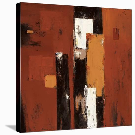 Rhyme-Joyce Yiu-Stretched Canvas Print
