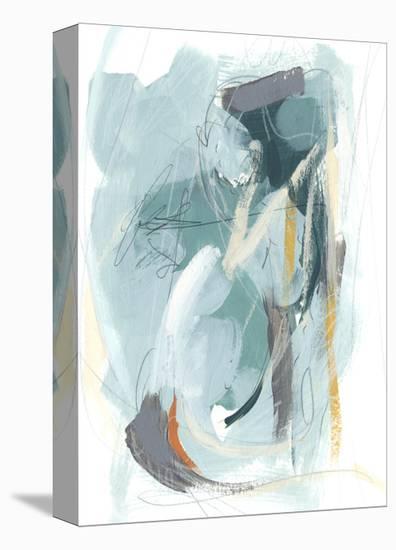 Rhythm Rhapsody III-June Erica Vess-Stretched Canvas Print
