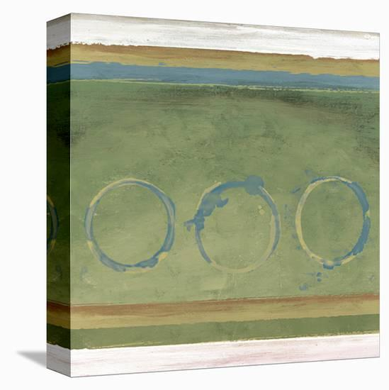 Rings II-Felix Latsch-Stretched Canvas Print