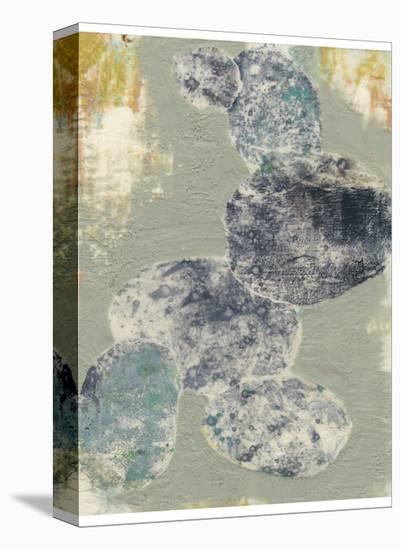 Rock Formations I-Jennifer Goldberger-Stretched Canvas Print