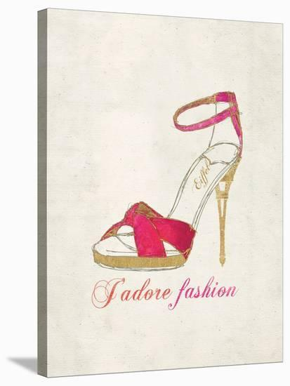 Romance Collection Fashion-Miyo Amori-Stretched Canvas Print