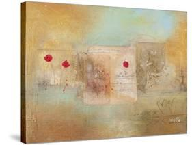 Roses for You-Charaka Simoncelli-Stretched Canvas