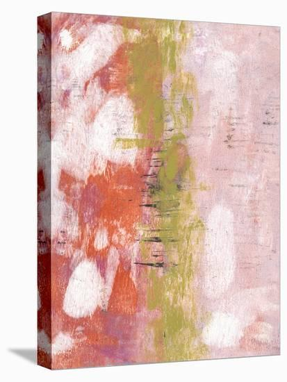 Rosy Composition I-Naomi McCavitt-Stretched Canvas Print