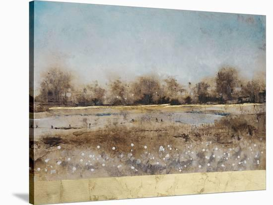 Rural Pasture-Tim O'toole-Hand Embellished Canvas