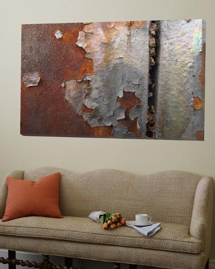 Rusty Panel-Jean-François Dupuis-Loft Art
