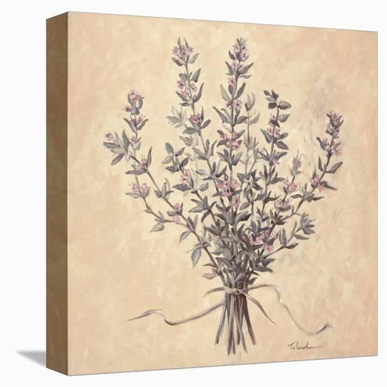 Scent of Thyme-Telander-Stretched Canvas