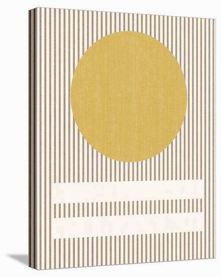 Schweinfurt - Golden-Maja Gunnarsdottir-Stretched Canvas