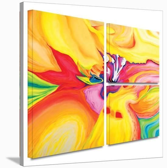 Secret Life of Lily Gallery-Wrapped Canvas-Susi Franco-Gallery Wrapped Canvas Set