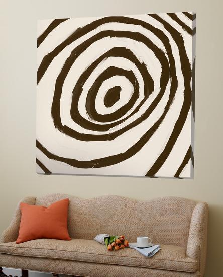 Sepia L-Franka Palek-Loft Art