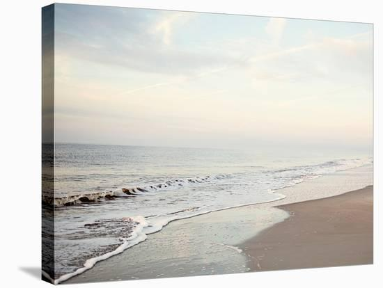 Serene Seascape--Stretched Canvas Print