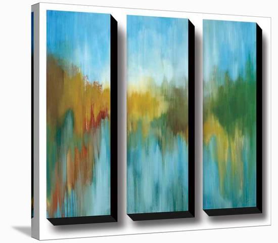 Shades of Summer-Jacqueline Ellens-Stretched Canvas Print
