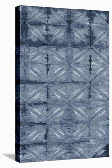 Shibori IV-Chariklia Zarris-Stretched Canvas Print