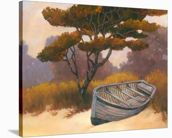 Shoreline I-Graham Reynolds-Stretched Canvas Print