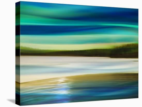 Skylight I-Annie Campbell-Stretched Canvas Print
