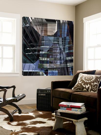 Skyscrapers 6-Jean-François Dupuis-Loft Art