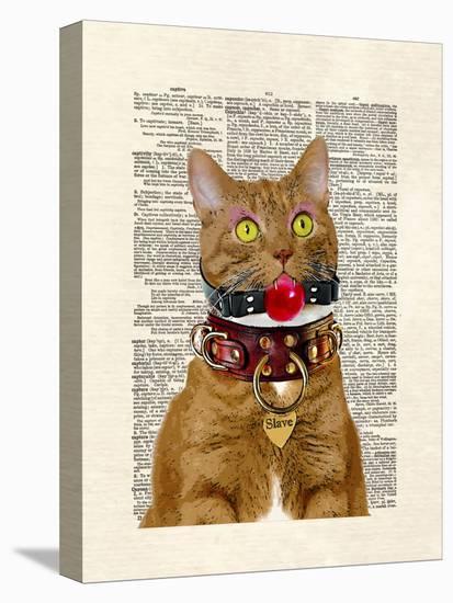 Slave Kitty-Matt Dinniman-Stretched Canvas Print