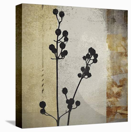 Sombras de Oro II-Noah Li-Leger-Stretched Canvas Print