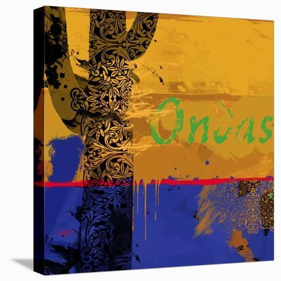 Southwest Under-Parker Greenfield-Stretched Canvas Print