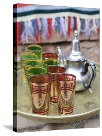 Souvenir Tea Set, Ait Benhaddou, South of the High Atlas