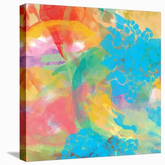 Spectacular effect VI-Yashna-Stretched Canvas Print