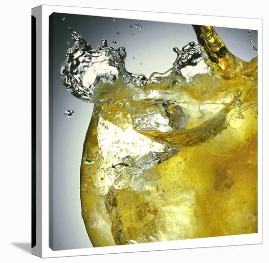 Splash-Barry Seidman-Gallery Wrapped Canvas