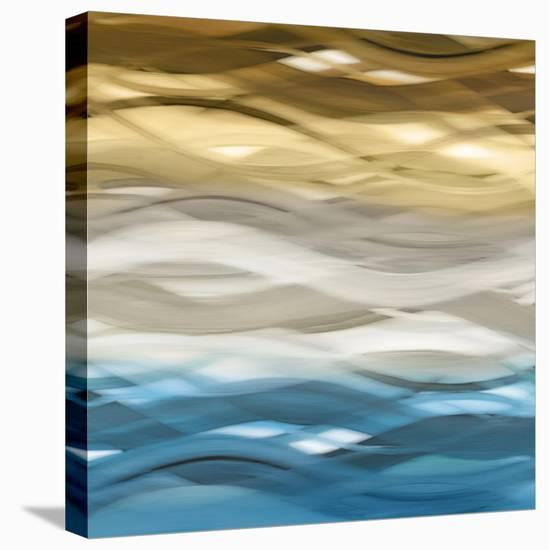 Splendid I-Annie Campbell-Stretched Canvas Print