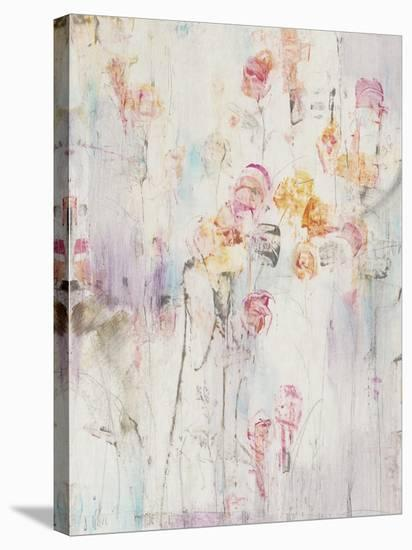 Spotted Garden I-Tim OToole-Stretched Canvas Print