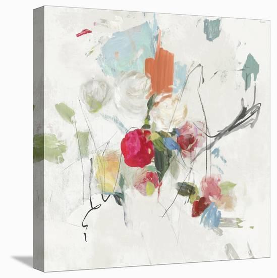 Spreading Love I-PI Studio-Stretched Canvas Print