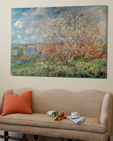 Spring, 1880-82-Claude Monet-Loft Art