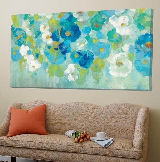 Spring Aroma I White Flowers-Silvia Vassileva-Loft Art