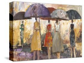 Spring Showers 2-Marc Taylor-Stretched Canvas