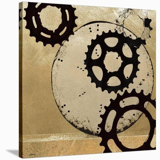 Sprockets II-Noah Li-Leger-Stretched Canvas Print