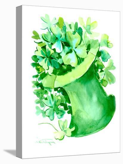 St Patrick 3 Stretched Canvas Print Suren Nersisyan Art Com