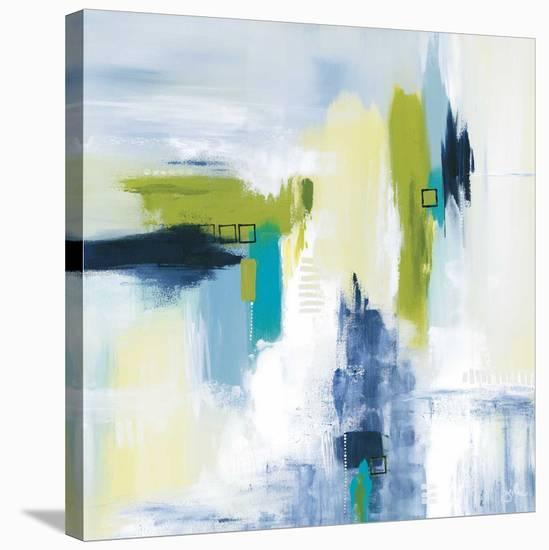 Start To Forget-Julie Hawkins-Stretched Canvas Print