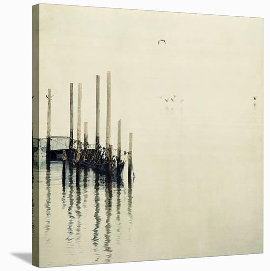 Still Waters-Irene Suchocki-Stretched Canvas Print