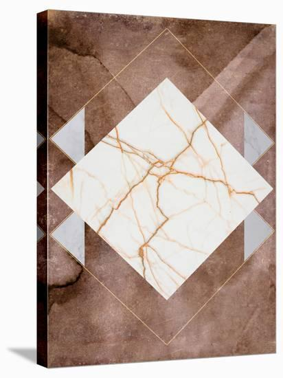 Stone & Marble II-Hope Bainbridge-Stretched Canvas Print