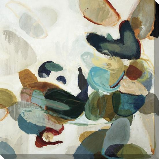 Stone Pattern I-Randy Hibberd-Stretched Canvas Print