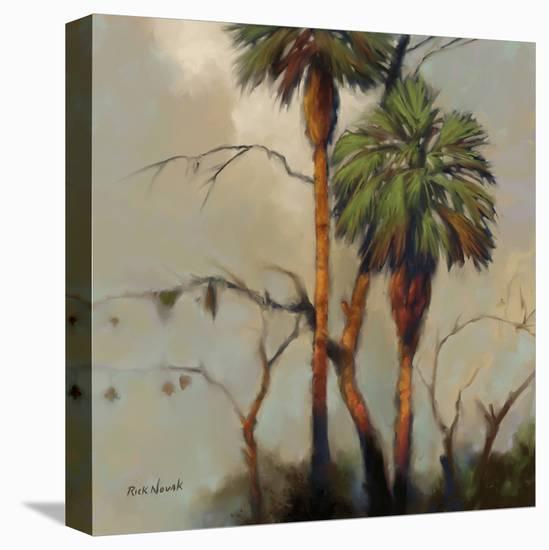 Stricktly Palms 10-Rick Novak-Stretched Canvas Print