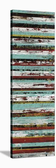 Summer Days II-Hilario Gutierrez-Stretched Canvas Print