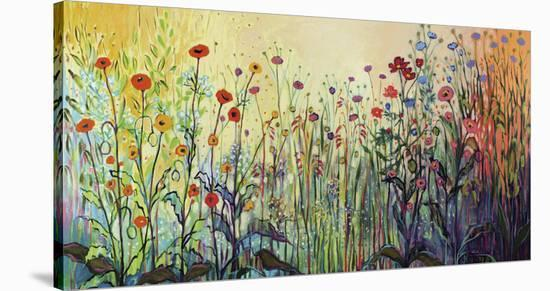Summer Joy-Jennifer Lommers-Stretched Canvas Print